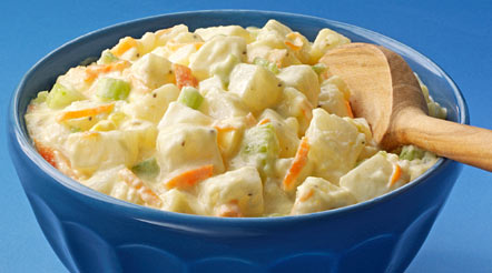Amish Recipes Potato Salad