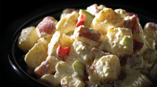 Texas Redskin Potato Salad