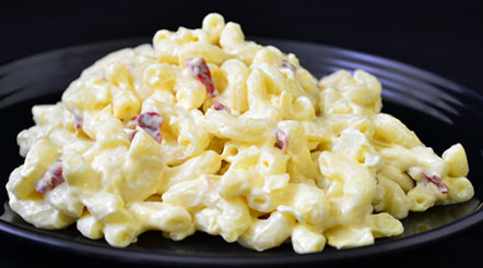 Melch's Country Recipes Original Macaroni Salad
