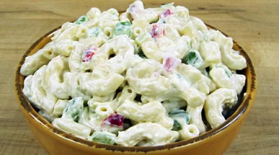 Leon's Macaroni Salad