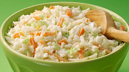 Amish Recipes Cole Slaw