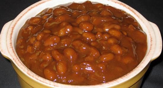 Boston Style Baked Beans