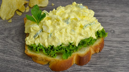 1st & Main Egg Salad