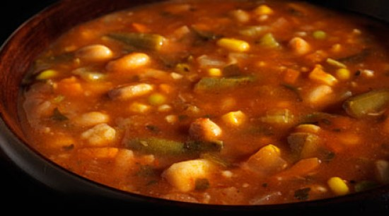 Garden Vegetarian Vegetable Soup