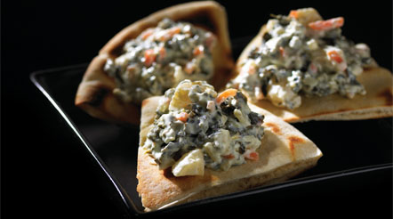 Leon's Spinach Dip