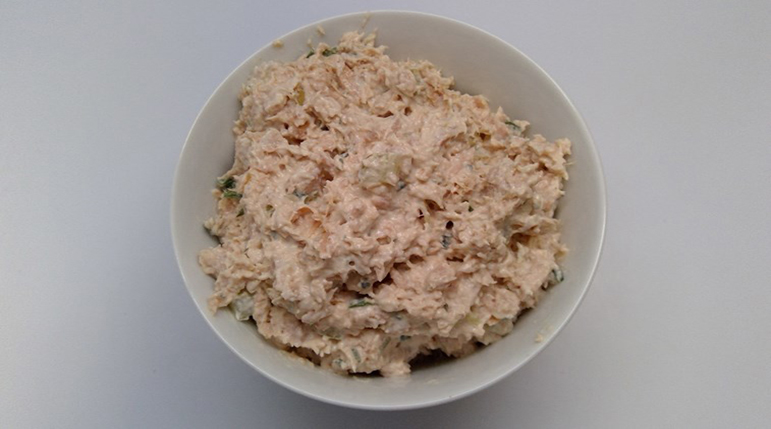 Tuna Salad Kit