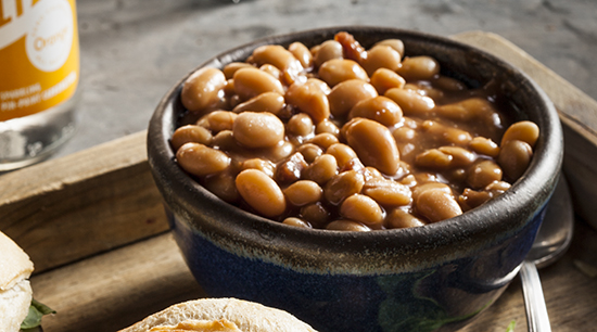 Amish Baked Beans