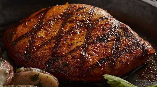 Grilled Blackened Chicken Breast - BULK