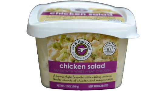 1st & Main Deli Chicken Salad
