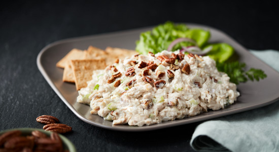 Chicken Salad with Pecans
