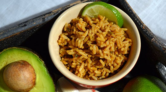 Chili Lime Rice