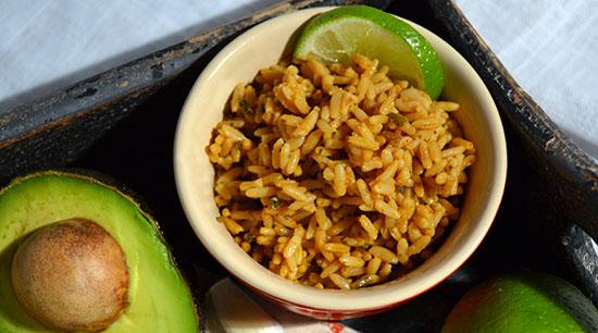 Chili Lime Rice