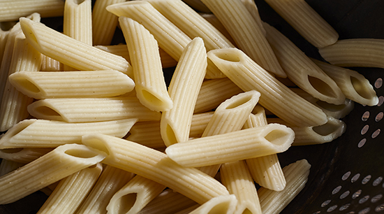 Fully Cooked Penne