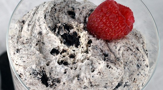Cookies & Creme Mousse