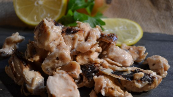 Fully Cooked Diced Grilled Chicken Breast
