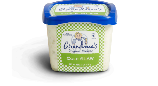 Grandma's Cole Slaw