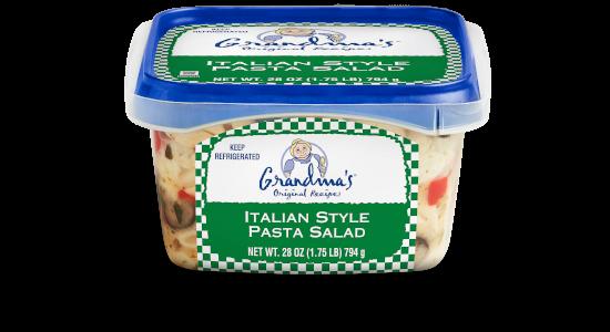 Grandma's Italian Style Pasta Salad