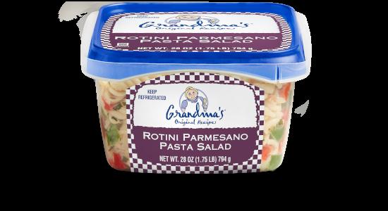 Grandma's Rotini Parmesano Pasta Salad