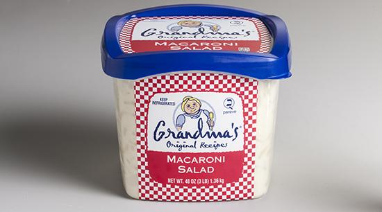Grandma's Retail Macaroni Salad