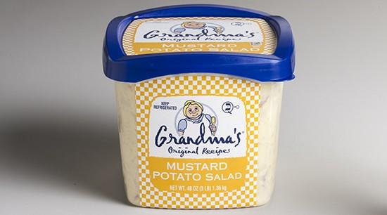 Grandma's Retail Mustard Potato Salad