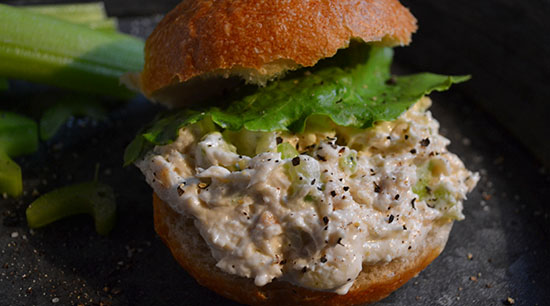 Homestyle Chicken Salad