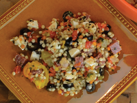 Hot Italian Couscous