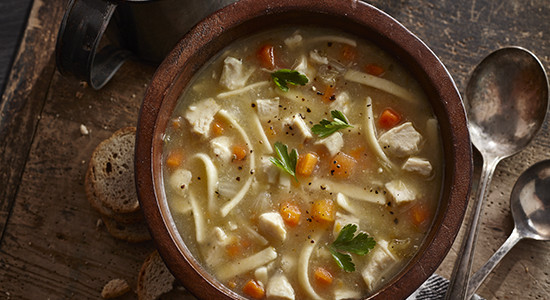 Organic Chicken Noodle Soup