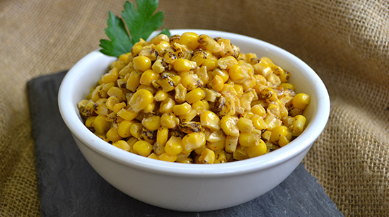 Roasted Corn Salad