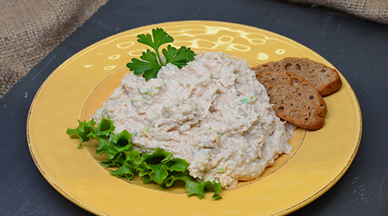 Traditional Tuna Salad