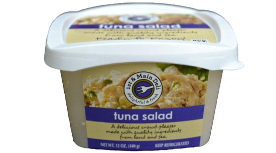 1st & Main Deli Tuna Salad