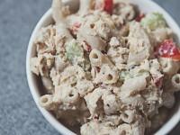Mac & Tuna Salad