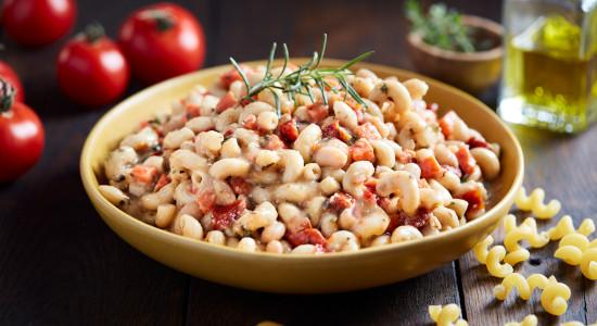 Tuscan Tomato Pasta Salad