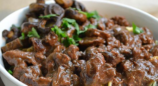 Beef & Mushroom Pasta Kit