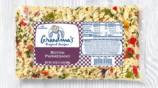 Rotini Parmesano